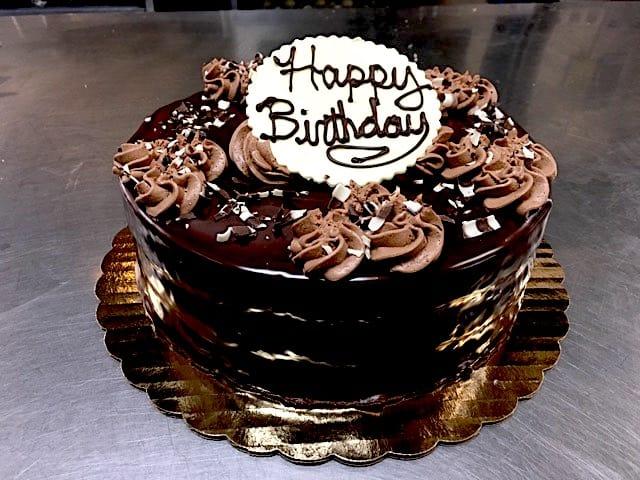 Custom Sweet Amp Delicious Birthday Cakes By Maria Filo